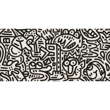 MR Doodle 塗鴉先生 Figures 人物