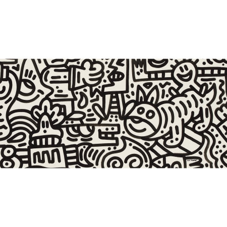 MR Doodle 塗鴉先生 Caterpillar 毛毛蟲