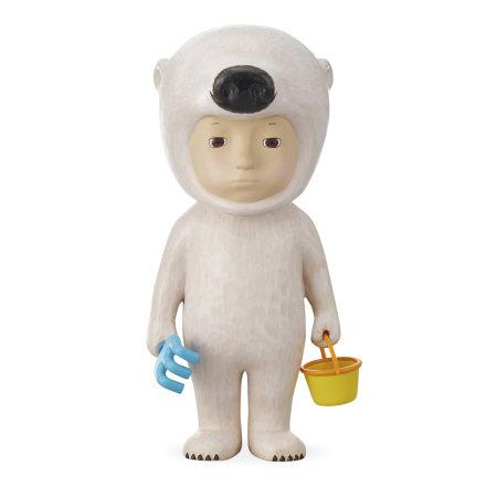 Satoru Koizumi 小泉悟 「Empty Bucket」限量樹脂玩偶 Empty Bucket PVC Figure