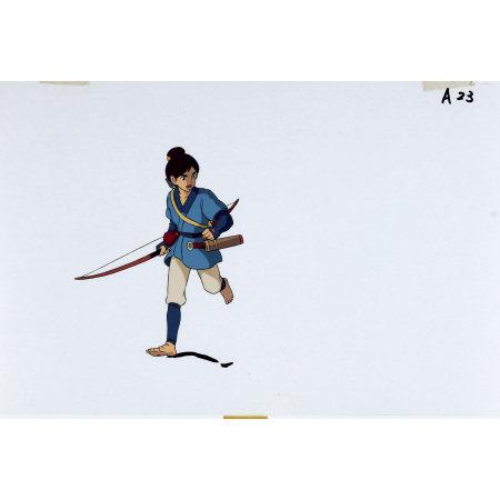 宮崎 駿  もののけ姫  幽靈公主 PRINCESS MONONOKE
