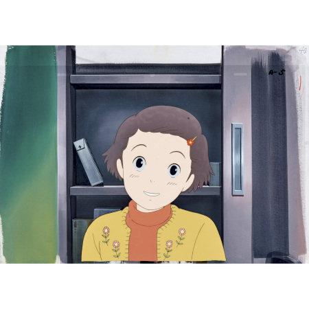 岡本 螢,刀根 夕子  おもひでぽろぽろ  歲月的童話 ONLY YESTERDAY