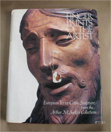 Terra Cotta sculpture from the Arthur Sackler collections 1981 Harvard Press FR3SH