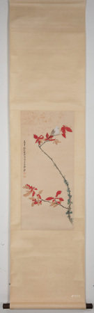 CHINESE PAINTING, ZHANG DAQIAN MARK