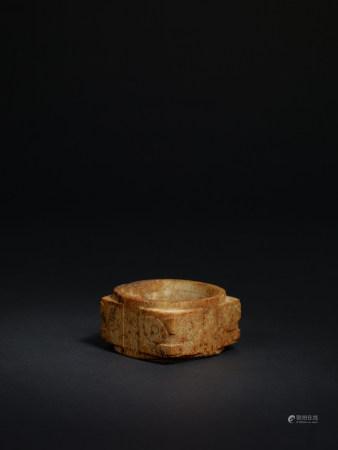 良渚文化 玉琮