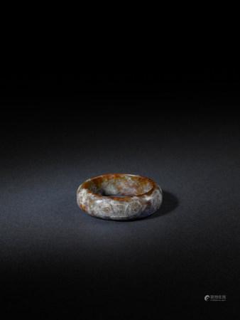 新石器時代 良渚神人面手環