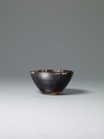 宋 吉州窯黑釉盞