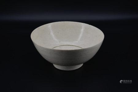 唐  白釉碗