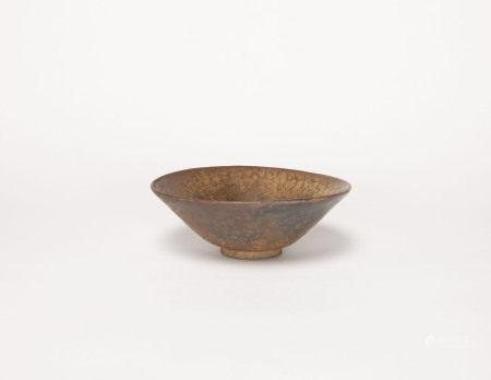 宋代-建窯窯變碗