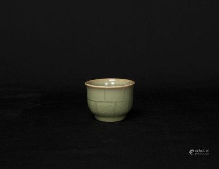 元代-龍泉小杯