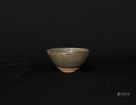 宋元時期-磁州窯茶葉末釉碗
