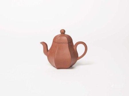 清代-花押款紫砂壺
