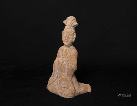 南北朝-陶俑