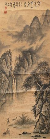 桂榮 山水