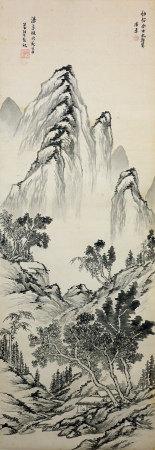 潘素 山水