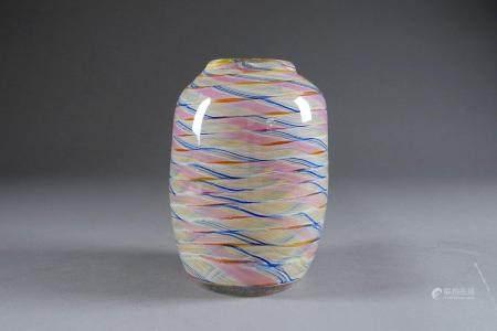 Vase Tonnelet.