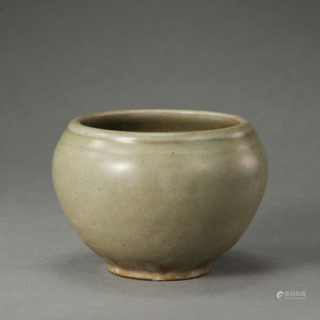 FIVE DYNASTIES OF CHINA, YAOZHOU KILN SMALL POT