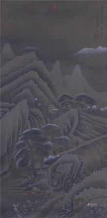 黄公望《山水》