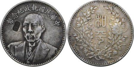 1924段祺瑞像中华民国执政纪念币