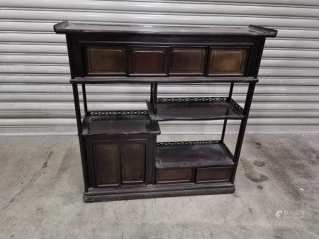 酸枝木大茶櫃