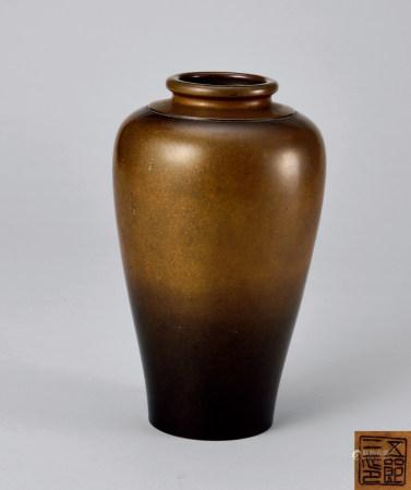 五郎三郎铜花瓶