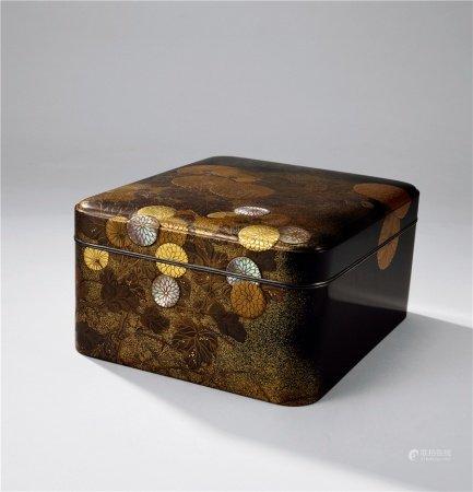 象彦造莳绘文具盒