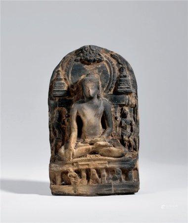 明释迦牟尼佛像