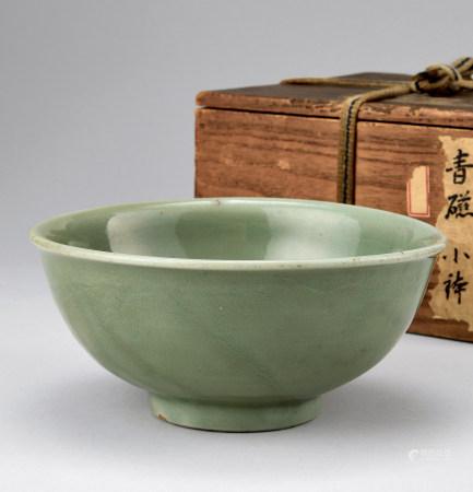 元龙泉窑青磁碗