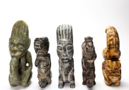Afrikanische Ritual/ Fruchtbarkeitsfiguren