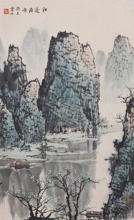 白雪石 江过泊州