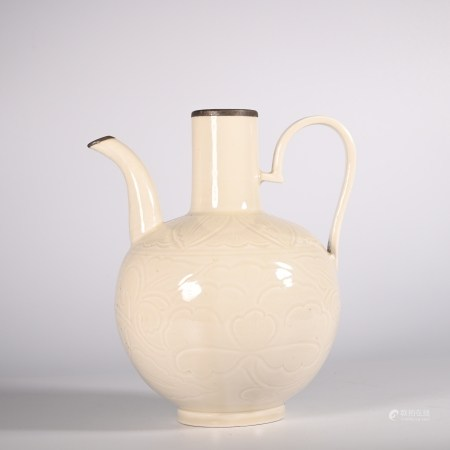 Dingyao teapot in Song Dynasty