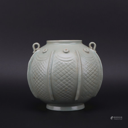 A Yue kiln jar