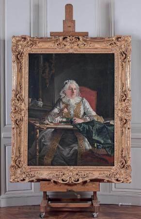 Atelier de Jacques André Joseph AVED (1702 1766)