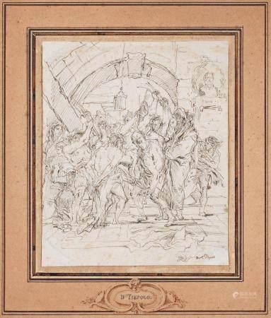 Giandomenico TIEPOLO (1727 1804)
