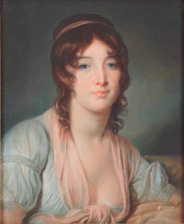 ÉCOLE FRANÇAISE de la seconde moitié du XIXe siècle