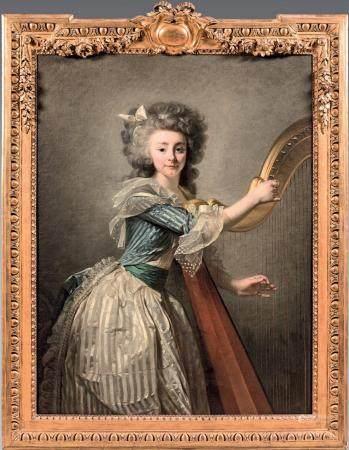Attribué à Adelaïde LABILLE GUIARD (1749 1803)