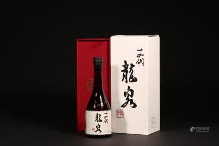 十四代 龍泉清酒