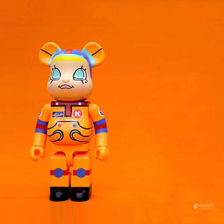 Bearbrick 1000% Space Molly 茉莉
