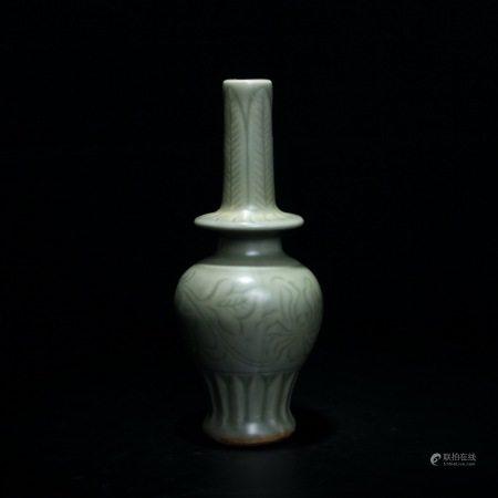 元 龙泉窑甘露瓶