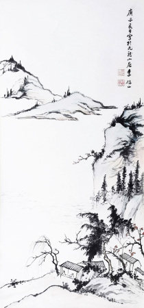 李研山 山水