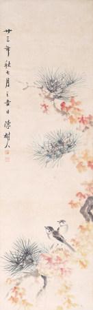 陳樹人 花鳥