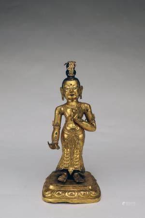 STANDING BUDDHA MAITREYA