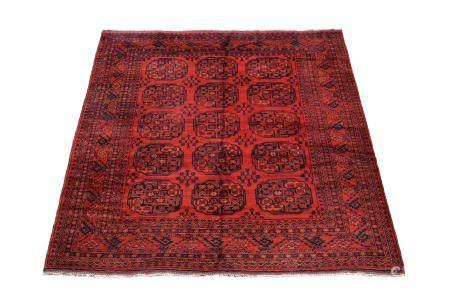 A Bokhara carpet