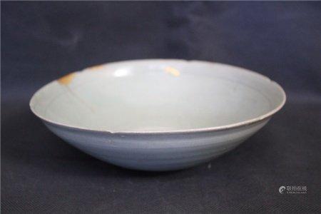 A Celadon Porcelin Bowl, Song-Yuan Dynasty