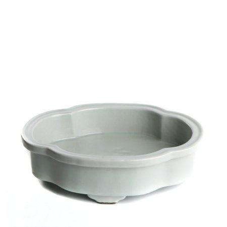 Chinese Glazed Porcelain Water Washer