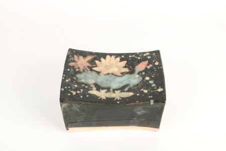 Chinese Porcelain Pillow