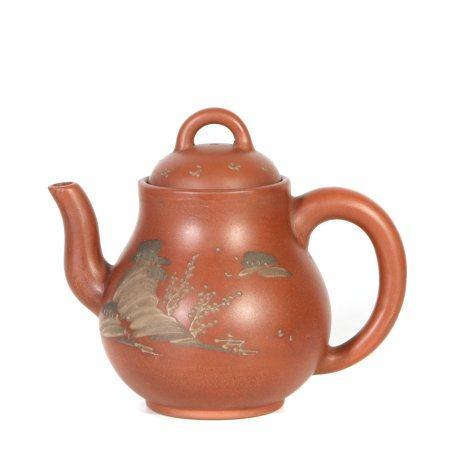 Chinese Zisha Pot