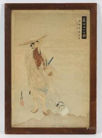 OGATA GEKKO (JAPAN, 1859-1920)