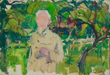 KAO THƯƠNG (Việt Nam, Đông Dương, 1918-2003)