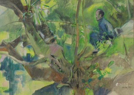 TRAN VAN CAN (Vietnam, Indochina, 1910-1994)