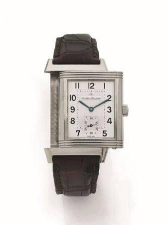 JAEGER-LECOULTRE  Reverso Grande Taille, ref. 270.8.62, n° 2473969 Vers 2009  Montre bracelet r